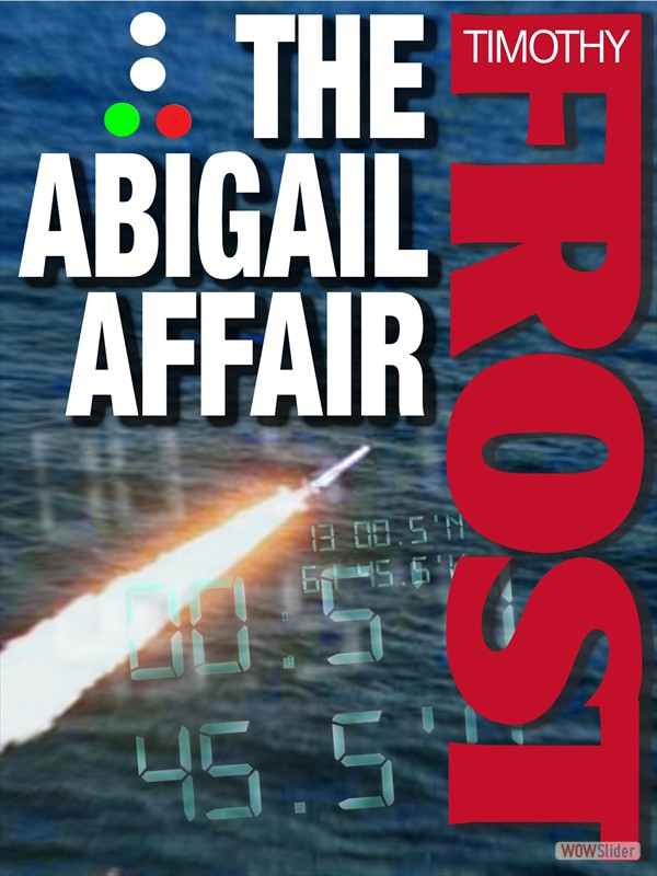 The Abigail Affair cover missile 6x8(X6)